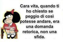 Mafalda ti adoro!