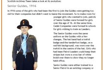 Girlguiding / Useful things for Guides & Rangers