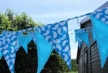 NEW - Dual-Pennant Bunting