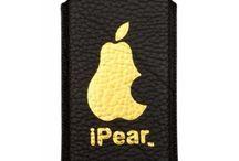 ipear / iPhone 5 Ultraschlankes Design Schlankes Design Konzept Hochwertiges Material und qualitative Verarbeitung Weiches Futter zum Schutz vor Kratzern Handgemacht aus feinstem italienischen Vollleder