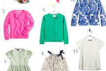 Girls' Picture-Worthy Looks / Kids fashion for picture time