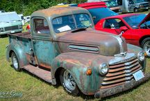 Canadian built Mercury Trucks