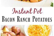 Instapot potatoes