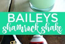 Baileys Mint Shake