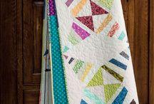 Stunning modern quilts