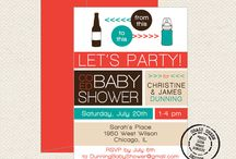 Co-ed Baby Shower Ideas /  Planning a shower for Brittney & TJ! (I'm bored today!)