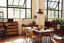 Beautiful office space / Potential designs for new office