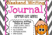 Second Grade Writing / by Kelsey Fish