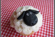 Black Faced Sheep - so cute / by Donna Engborg