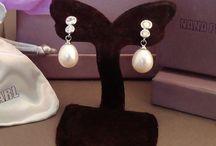 Pearl Earrings / Pearl earrings