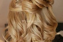 Wedding Hairstyles / by Randi Selinsky