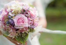 wedding Bouquet / svadobné kytice