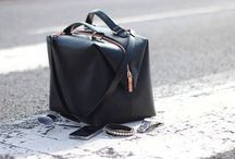 Bags & Co. / Beside your cute puppy and girl squad, we can totally say a bag is a girl's best friend. It helps you complete your looks and shows who you are when you reveal what's inside.  Here's a happy mix of leather backpacks, chain bags, clutches, furry pouches and mini bags. There's the one that's the perfect match to your work outfits, the metallic one that never quits you on date nights and the one that has traveled the world with you for the past years. Handbags, Clutches, Backpacks, Fanny Packs ...