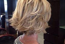 Mama's haircut