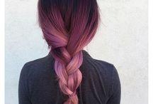 Fantasy hair