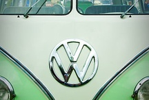 VW / by Nathalie Hamerlynck