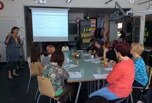Radico Colour Me Organic Workshop 8-9.6.1015 / Radico Colour Me Organic Workshop 8-9.6.2015 Prakticum, Helsinki. Kasviväri koulutus