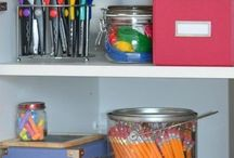 Art & Craft Supples Storage