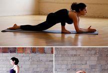 yoga + trening