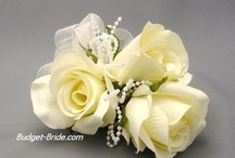 mother of bride corsage / by Jill Johnson