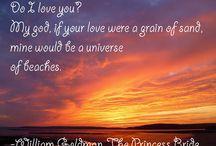 Romantic quotes / Romantic quotes in English