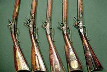 Pennsylvanian/Kentucky rifle