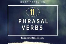 phrasal verbs تقویت speaking