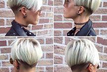Frizura coiffure
