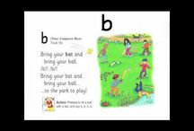 Jolly Phonics / Jolly Phonics, songs and worksheets