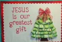Church bulletin board ideas
