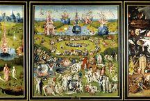 ARTE y PLACER / Selección de obras de arte, de diferentes autores y épocas, cuyo elemento común es el de ser expresión del placer; de mirar, consumir, como pecado,...