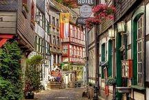 Travel Wishlist - Monschau Germany