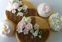decorated cookies / by Danyale Rushing