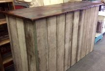 100 year old recycled wood