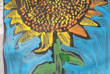 Sunflower / by Shelby Burt