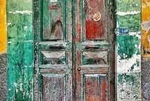 Eski kapılar