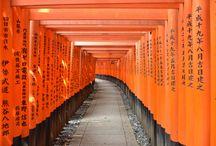 Kyoto la traditionnelle / La ville de Kyoto est une incontournable de tout voyage au Japon qui se respecte.