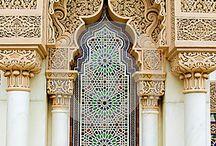 Исламская архитектура....