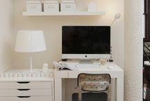 Home Office / by Stephanie Blackmon