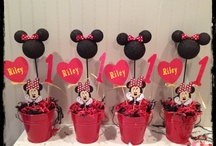 Birthday party ideas / by Debbie Wild-Clawson