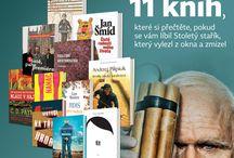 knihy,které chci číst