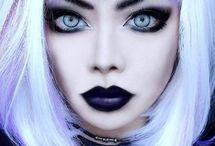 Maquiagem haloween