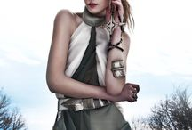 Joan of Arc / Model: Jennie Ross Hair-Nails-MUA: Karrie Welch Styled By Kristy