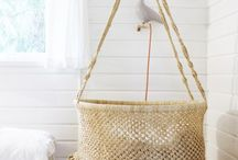House Style:  Babies / Decorating ideas for nurseries and babies.