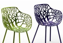 Chairs for both Residential and Commercial Interiors
