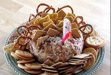 ~Thanksgiving Food & Decoration Ideas~