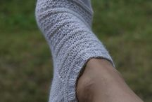 Knit - Socks, Sweaters Etc.