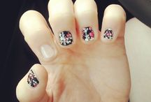 Adventures in Nail Art / These are all my real nails. / by Rachel Rox