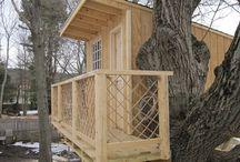 On a Limb Treehouses / by PJ Antonik