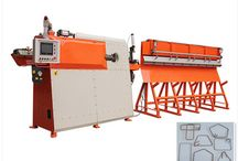 CNC wire bender for Steel bar